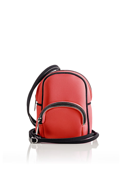 Save My Bag Mini Backpack Geranium Red