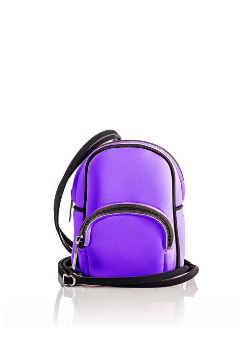 Save My Bag Mini Backpack Purple