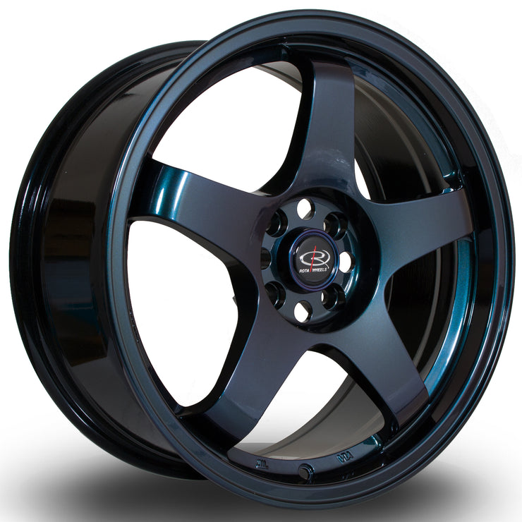 Rota Wheels GTR Neochrome - Drop It Shop - AIRLIFT PERFORMANCE