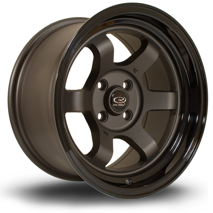 Rota Wheels Grid Max FGM black - Drop It Shop - AIRLIFT PERFORMANCE