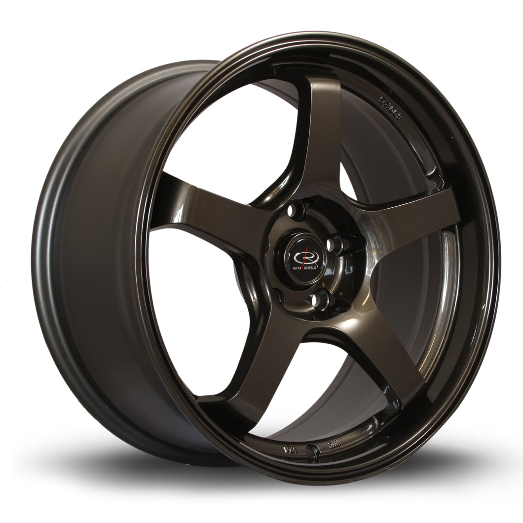 Rota Wheels RT5 Gunmetal - Drop It Shop - AIRLIFT PERFORMANCE