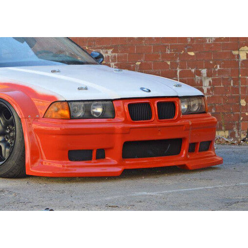 Bmw E36 coupè paraurti anteriore GTR - Drop It Shop - AIRLIFT PERFORMANCE