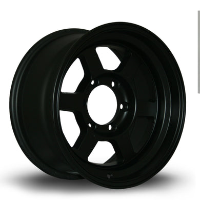 Rota Wheels Grid Offroad F Black - Drop It Shop - AIRLIFT PERFORMANCE
