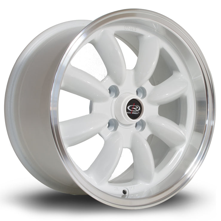 Rota Wheels RB White RL - Drop It Shop - AIRLIFT PERFORMANCE