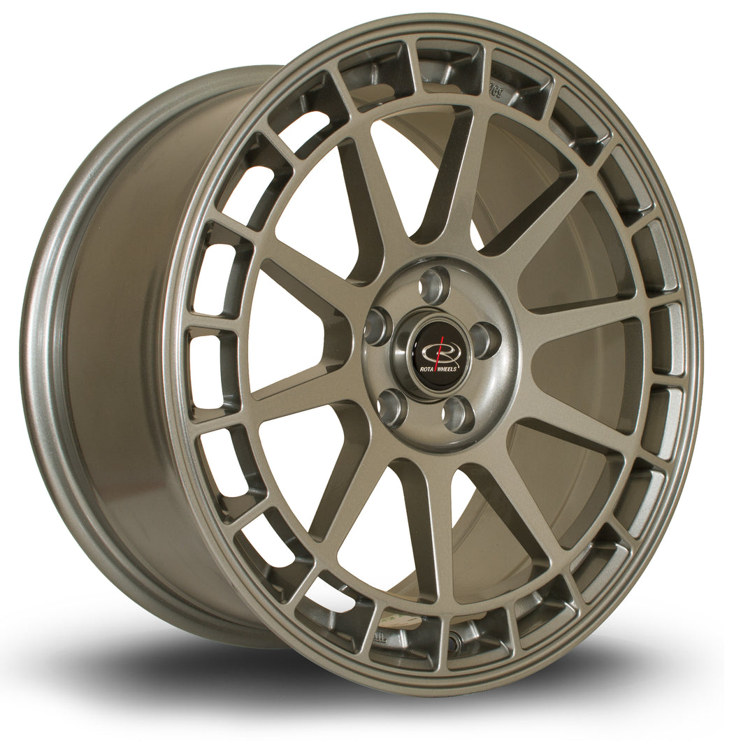 Rota Wheels Recce Steelgrey - Drop It Shop - AIRLIFT PERFORMANCE