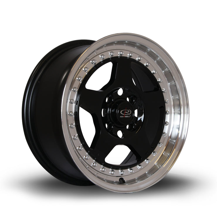 Rota Wheels Kyusha RL Black - Drop It Shop - AIRLIFT PERFORMANCE
