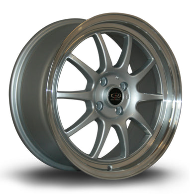 Rota Wheels GT3 RL Silver - Drop It Shop - AIRLIFT PERFORMANCE
