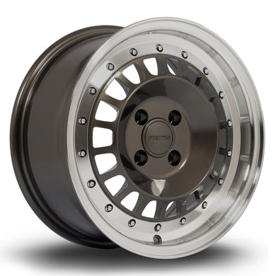 Rota Wheels Speciale RL Gunmetal - Drop It Shop - AIRLIFT PERFORMANCE