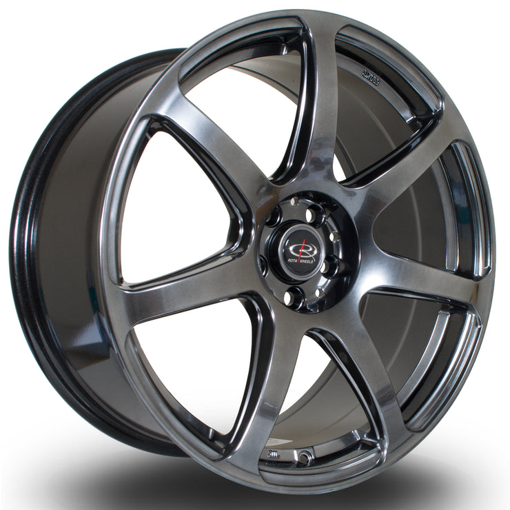 Rota Wheels ProR Hyper Black - Drop It Shop - AIRLIFT PERFORMANCE