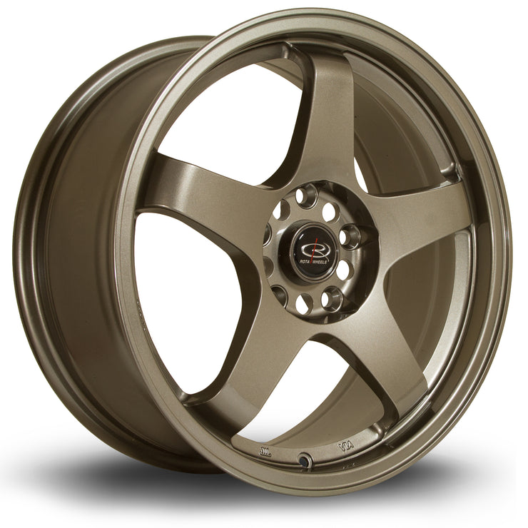 Rota Wheels GTR Bronze - Drop It Shop - AIRLIFT PERFORMANCE