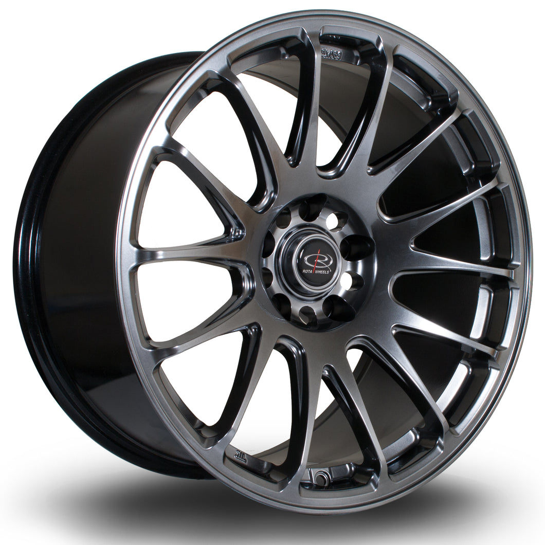 Rota Wheels Reeve Hyper Black - Drop It Shop - AIRLIFT PERFORMANCE
