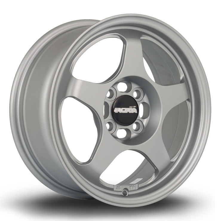 Rota Wheels Slipstream FF10 G Silver - Drop It Shop - AIRLIFT PERFORMANCE