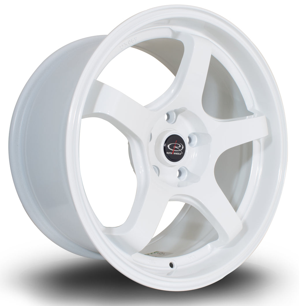 Rota Wheels RT5 White - Drop It Shop - AIRLIFT PERFORMANCE