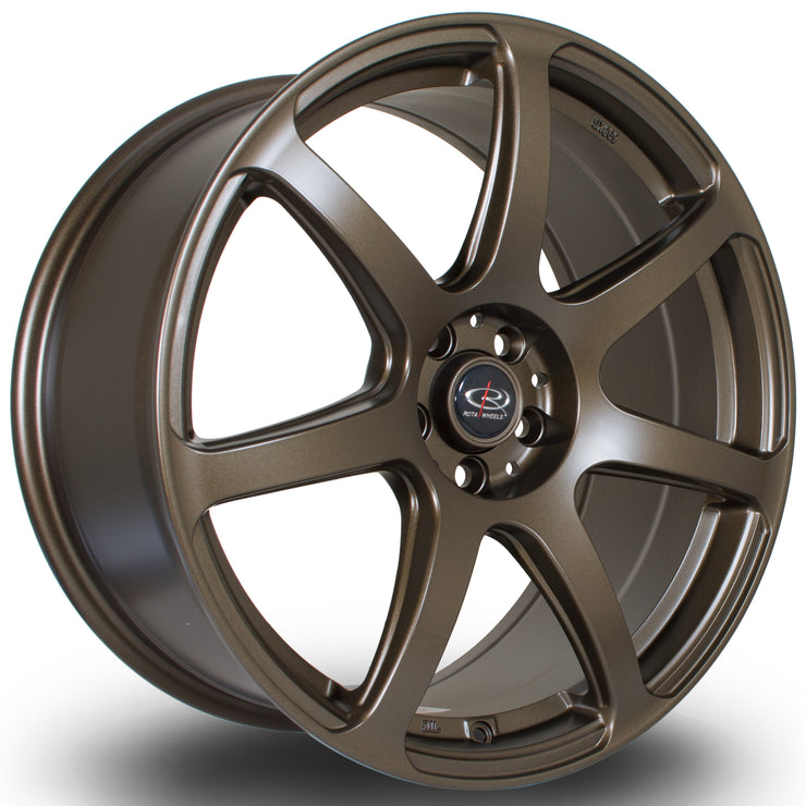 Rota Wheels ProR Matt Bronze 3 - Drop It Shop - AIRLIFT PERFORMANCE