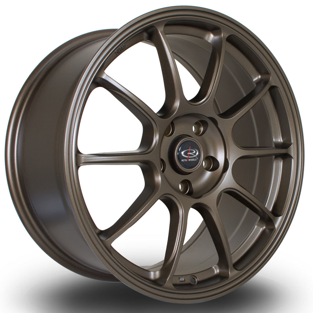 Rota Wheels SS10 Matt Bronze 3 - Drop It Shop - AIRLIFT PERFORMANCE