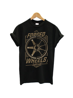 Forged Wheels T-Shirt