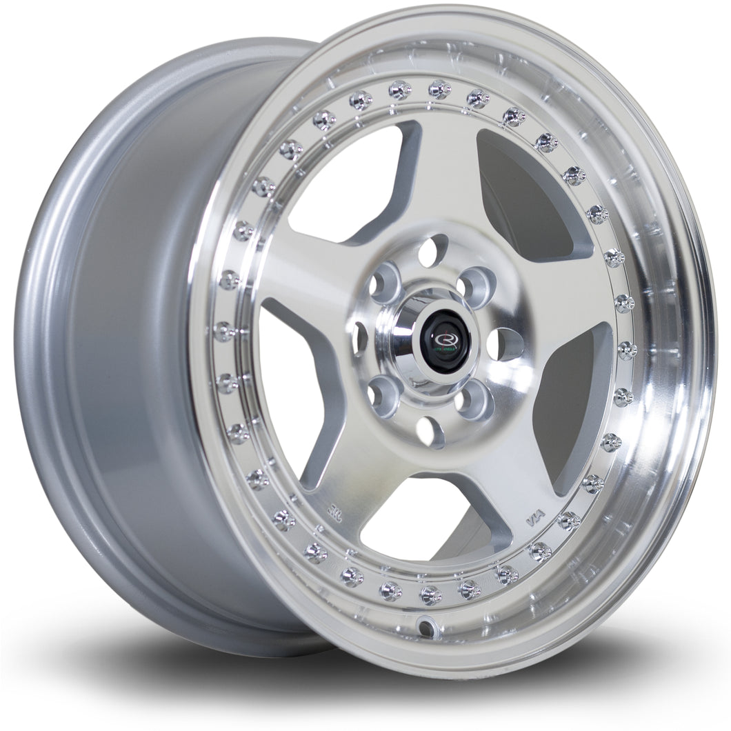 Rota Wheels Kyusha PF Silver - Drop It Shop - AIRLIFT PERFORMANCE