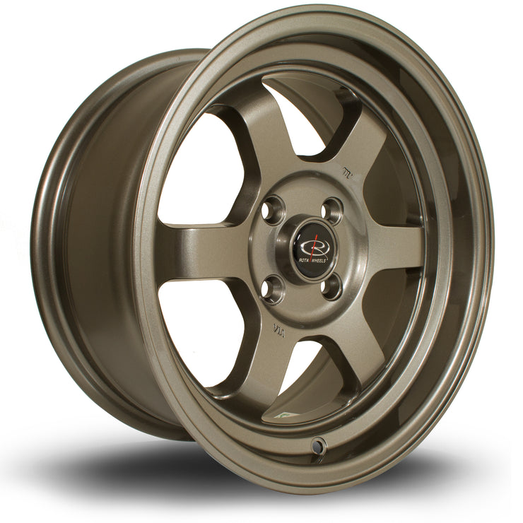 Rota Wheels Grid-V Bronze - Drop It Shop - AIRLIFT PERFORMANCE