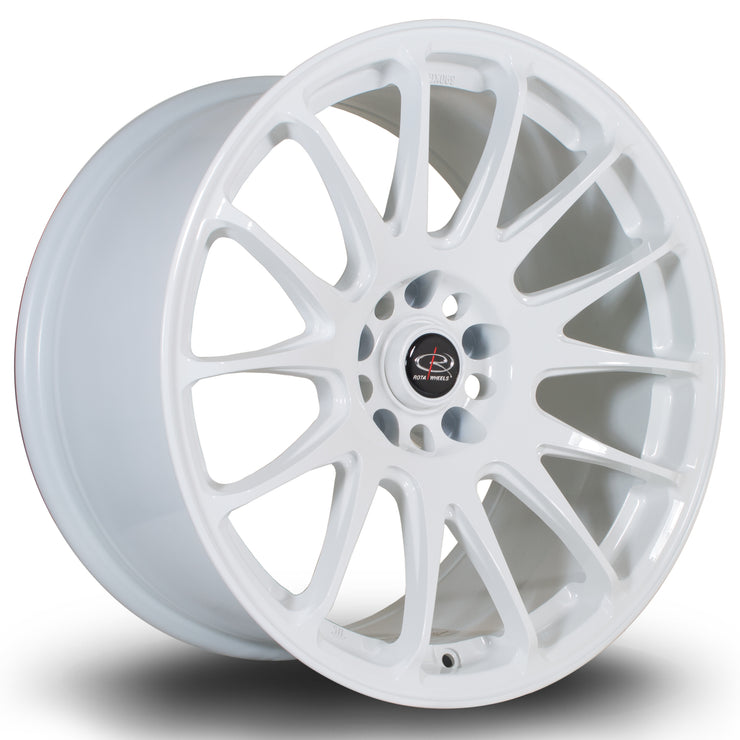 Rota Wheels Reeve White - Drop It Shop - AIRLIFT PERFORMANCE