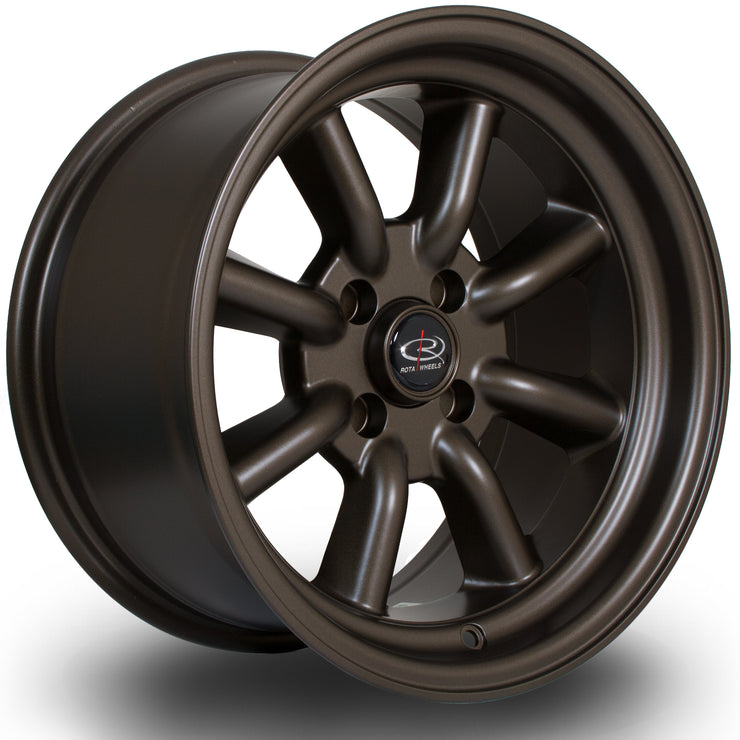 Rota Wheels RKR Matt Bronze 3 - Drop It Shop - AIRLIFT PERFORMANCE
