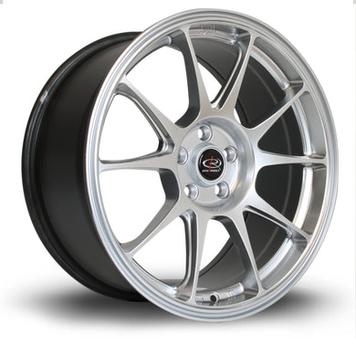 Rota Wheels Titan Hyper Silver - Drop It Shop - AIRLIFT PERFORMANCE