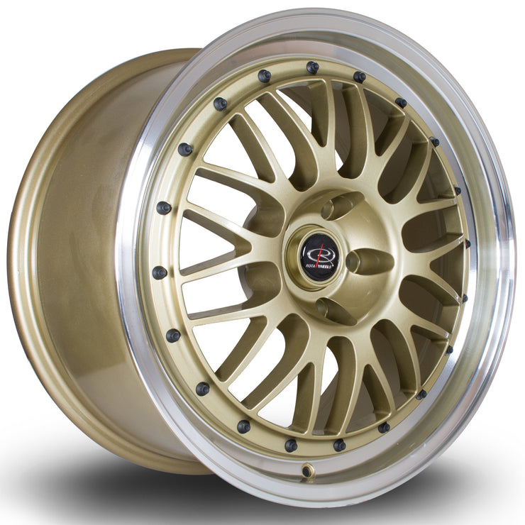 Rota Wheels MC3 RL Gold - Drop It Shop - AIRLIFT PERFORMANCE