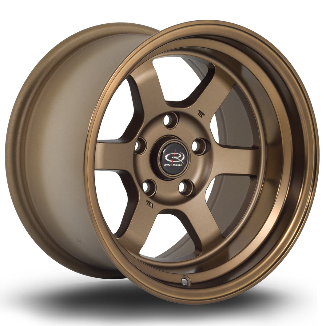 Rota Wheels Grid-V SP Bronze - Drop It Shop - AIRLIFT PERFORMANCE