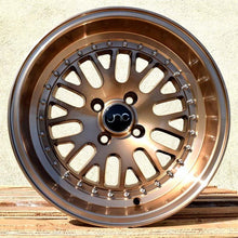 JNC001 Transparent Bronze - Drop It Shop - AIRLIFT PERFORMANCE