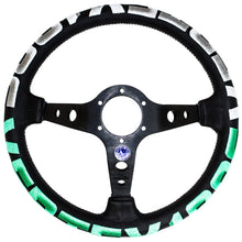 Vertex 1996 Green Steering Wheel - Drop It Shop - AIRLIFT PERFORMANCE