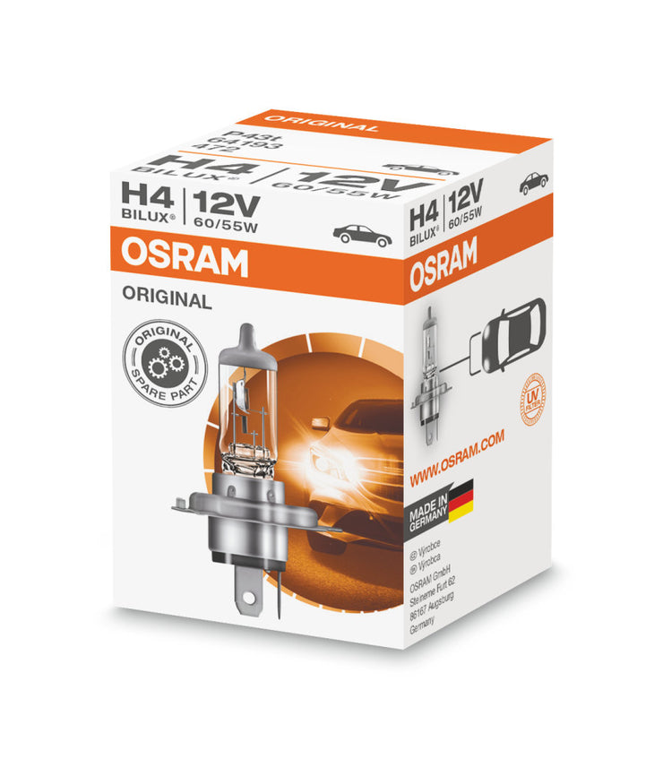 OSRAM ORIGINAL LINE H4 - Drop It Shop - AIRLIFT PERFORMANCE