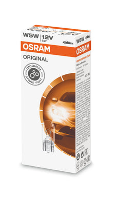 OSRAM ORIGINAL W5W - Drop It Shop - AIRLIFT PERFORMANCE