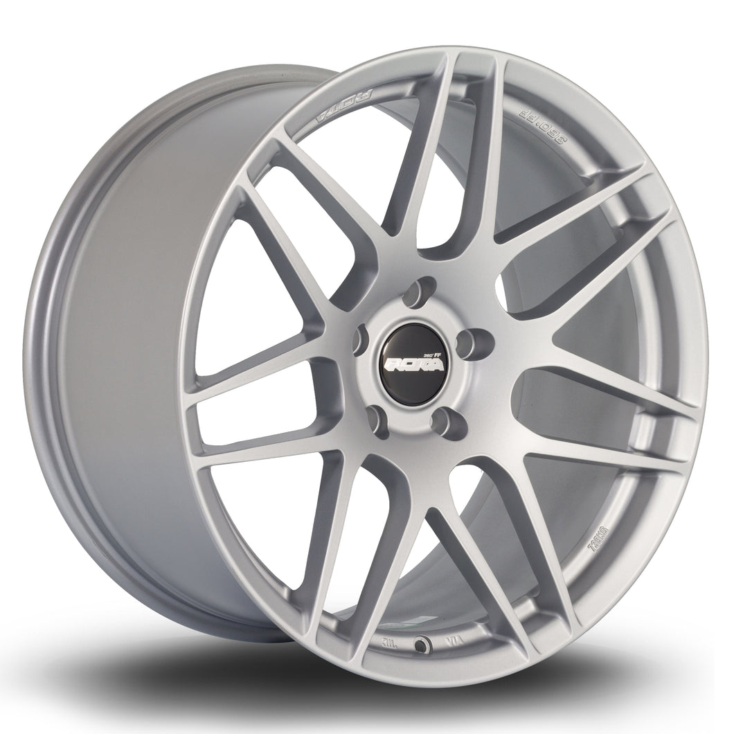 Rota Wheels FF02 GSilver - Drop It Shop - AIRLIFT PERFORMANCE