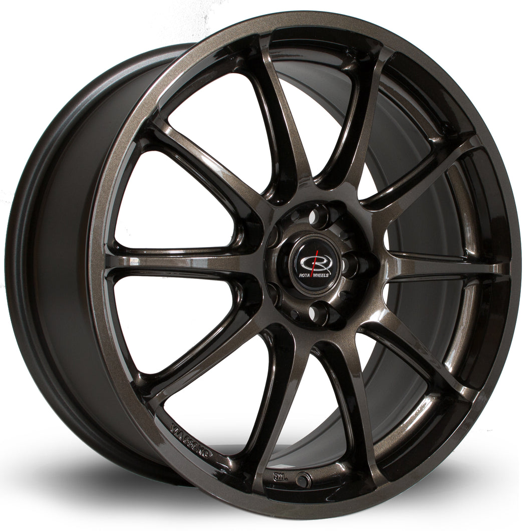 Rota Wheels Gra Gunmetal - Drop It Shop - AIRLIFT PERFORMANCE