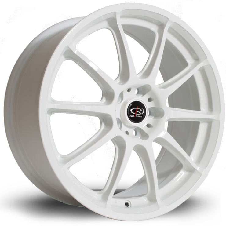 Rota Wheels Gra White - Drop It Shop - AIRLIFT PERFORMANCE