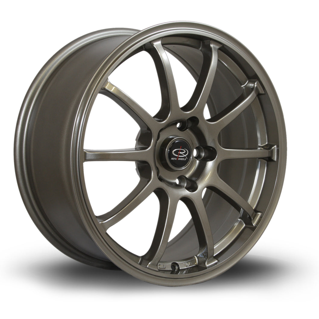 Rota Wheels Force Bronze - Drop It Shop - AIRLIFT PERFORMANCE