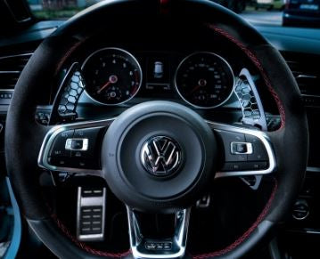 Shift paddles HG design per Golf 7, Polo GTI AW1, Scirocco, Arteon - Drop It Shop - AIRLIFT PERFORMANCE