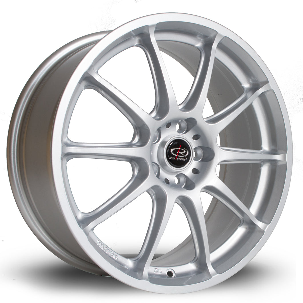 Rota Wheels Gra Silver - Drop It Shop - AIRLIFT PERFORMANCE