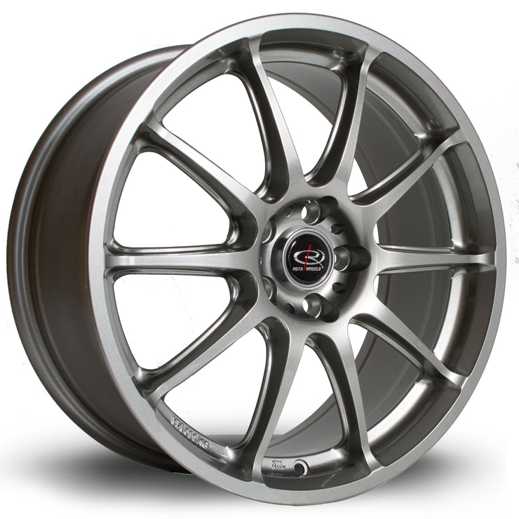 Rota Wheels Gra Steelgrey - Drop It Shop - AIRLIFT PERFORMANCE