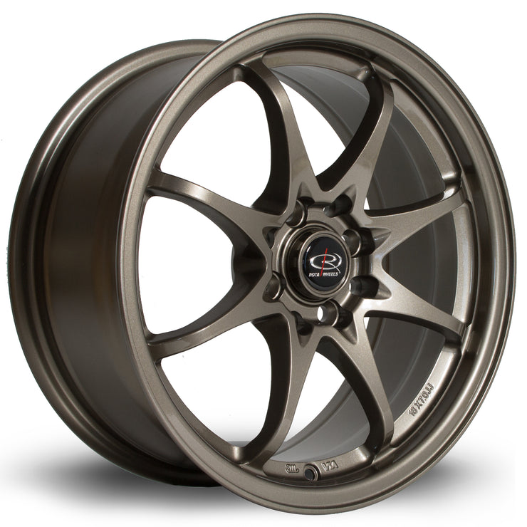 Rota Wheels Fight8 Bronze - Drop It Shop - AIRLIFT PERFORMANCE