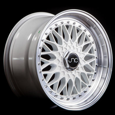JNC004 White Machined Lip - Drop It Shop - AIRLIFT PERFORMANCE