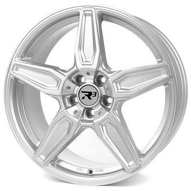 R³ Wheels R3H08 -silver - Drop It Shop - AIRLIFT PERFORMANCE