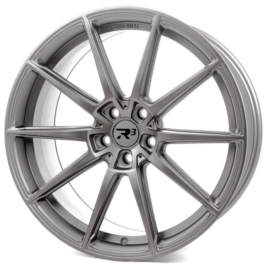 R³ Wheels R3H03 anthracite-matt - Drop It Shop - AIRLIFT PERFORMANCE