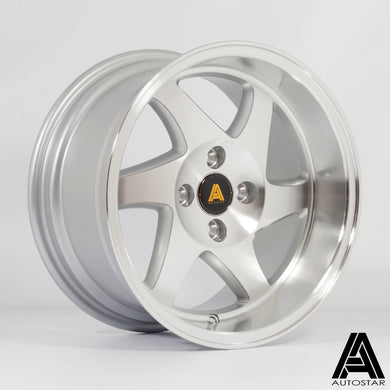 Autostar Blade Machined Face with Polished Lip - Drop It Shop - AIRLIFT PERFORMANCE