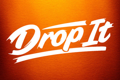 Banner adesivo DROP IT - Drop It Shop - AIRLIFT PERFORMANCE