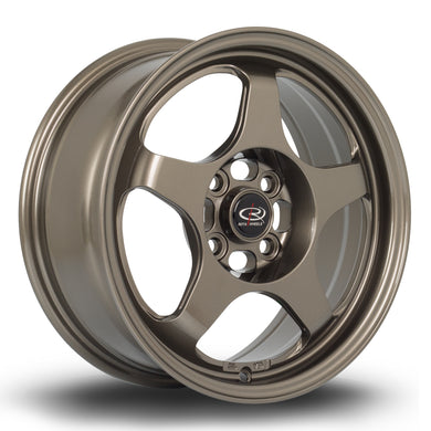 Rota Wheels Slipstream FF10 Bronze - Drop It Shop - AIRLIFT PERFORMANCE