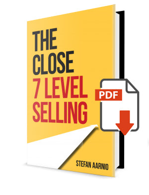 The Close: 7 Level Selling E-Book PDF