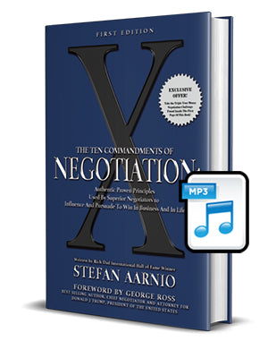 X: The Ten Commandments of Negotiation AUDIOBOOK Digital