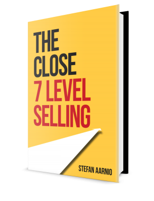 The Close: 7 Level Selling PAPERBACK