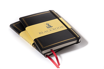 The Black Book Journal