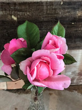 Fresh cut flowers - Blush, Pink, Buff, Hot Pink